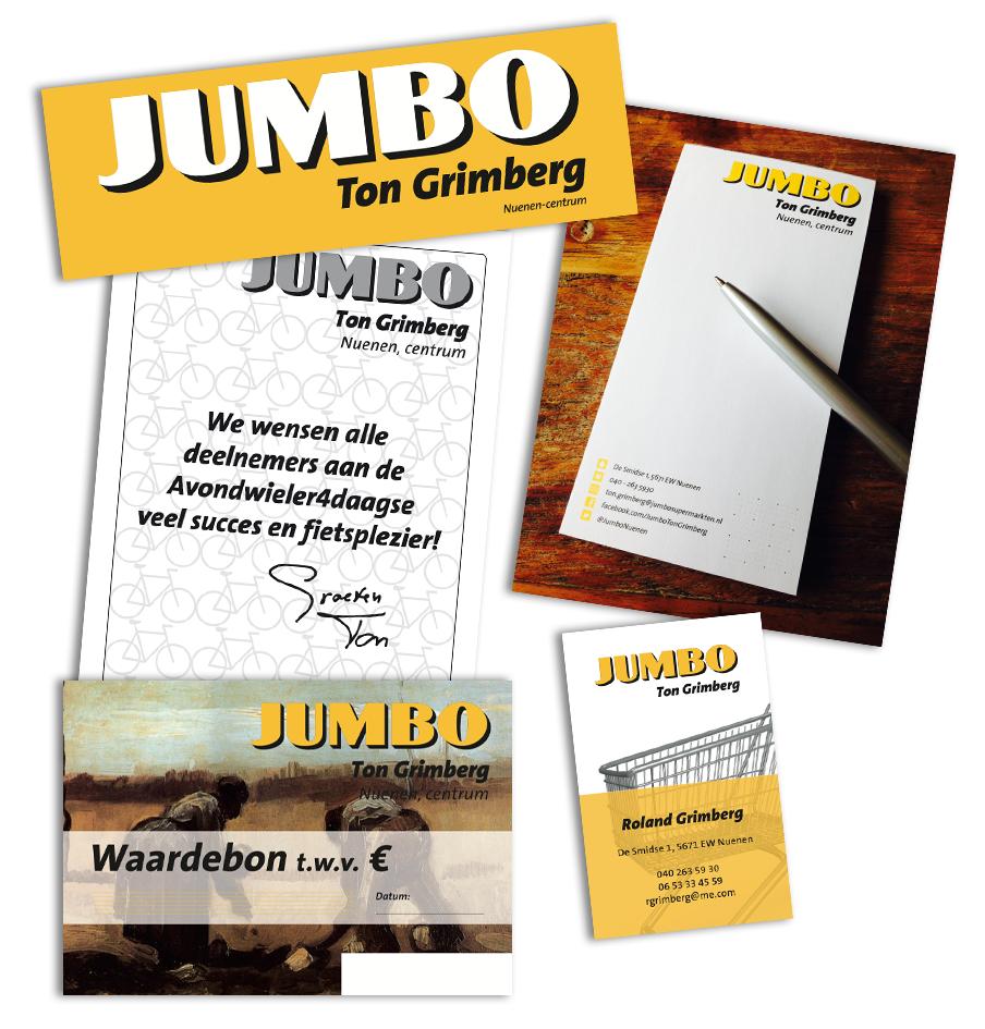 Jumbo Ton Grimberg