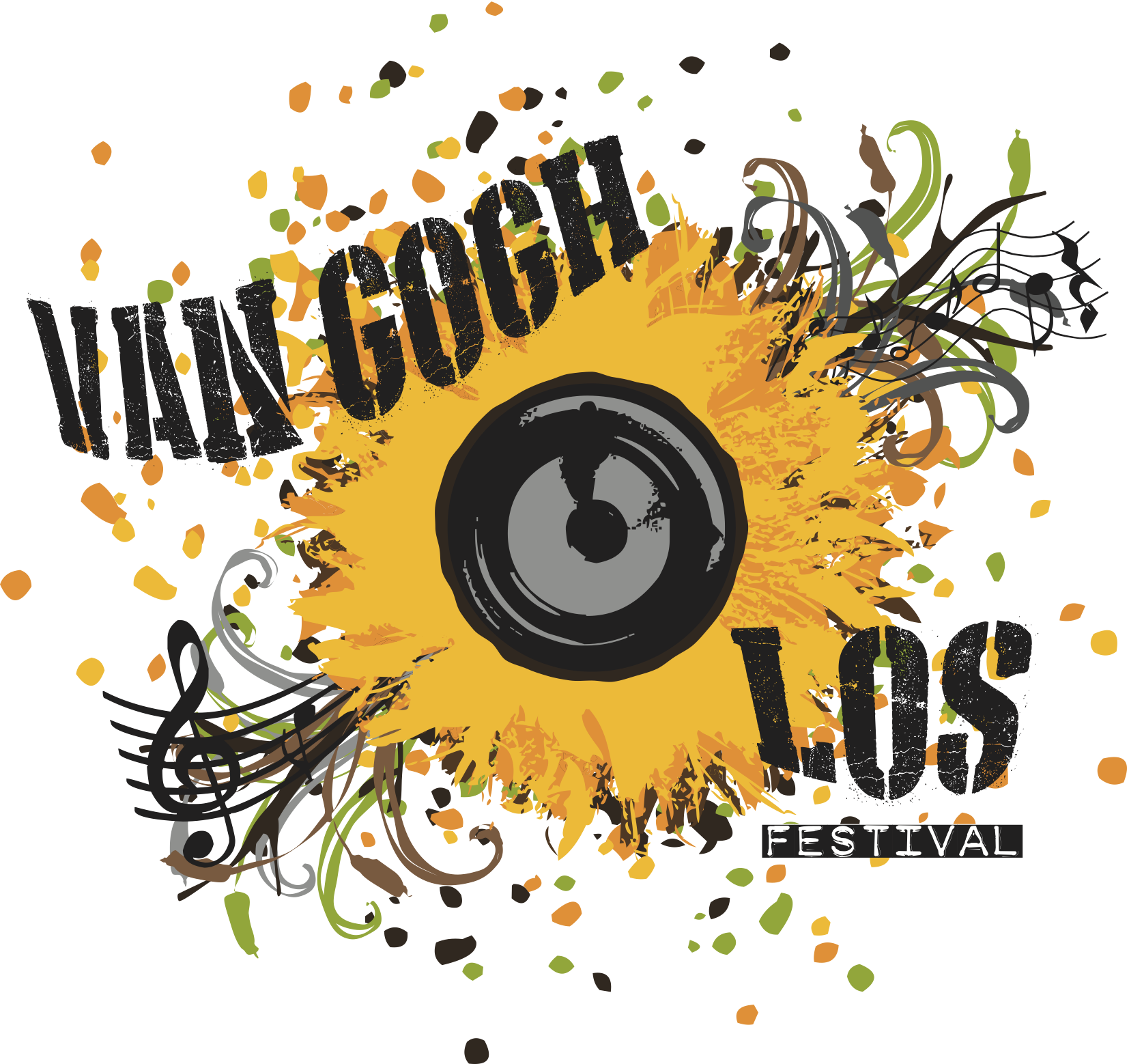 Festival Van Gogh Los - logo